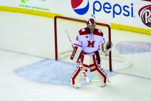 D4517 Hockey vs. Maine Game 1